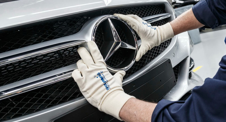 Daimler Plans to Have %25 of its Production Being Electric by 2025