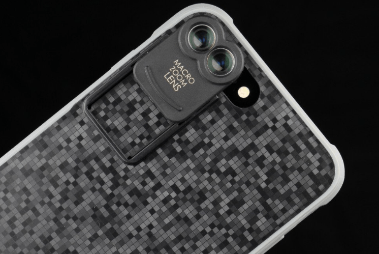 Great New iPhone Accessory Comes in the Form of Dual-Lens Clips