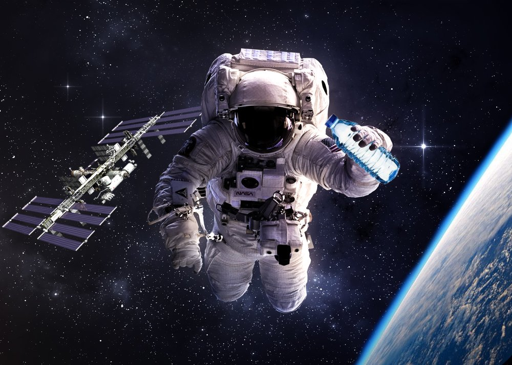 NASA's Top Tips for Drinking Your Own Urine   TrendinTech