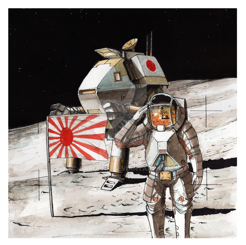 Japan Bids to Put a Man on the Moon by 2030