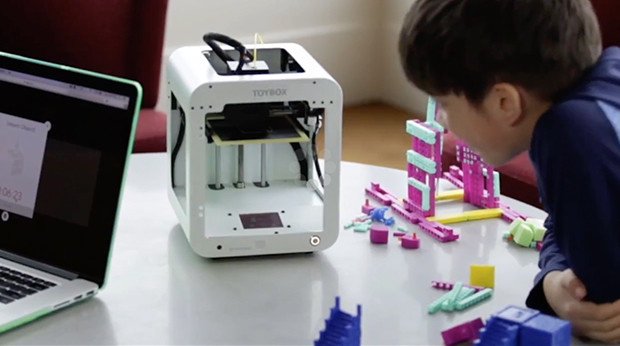 Stuck on Kids Gift Ideas – Why Not Try Toybox the Kids 3D Printer