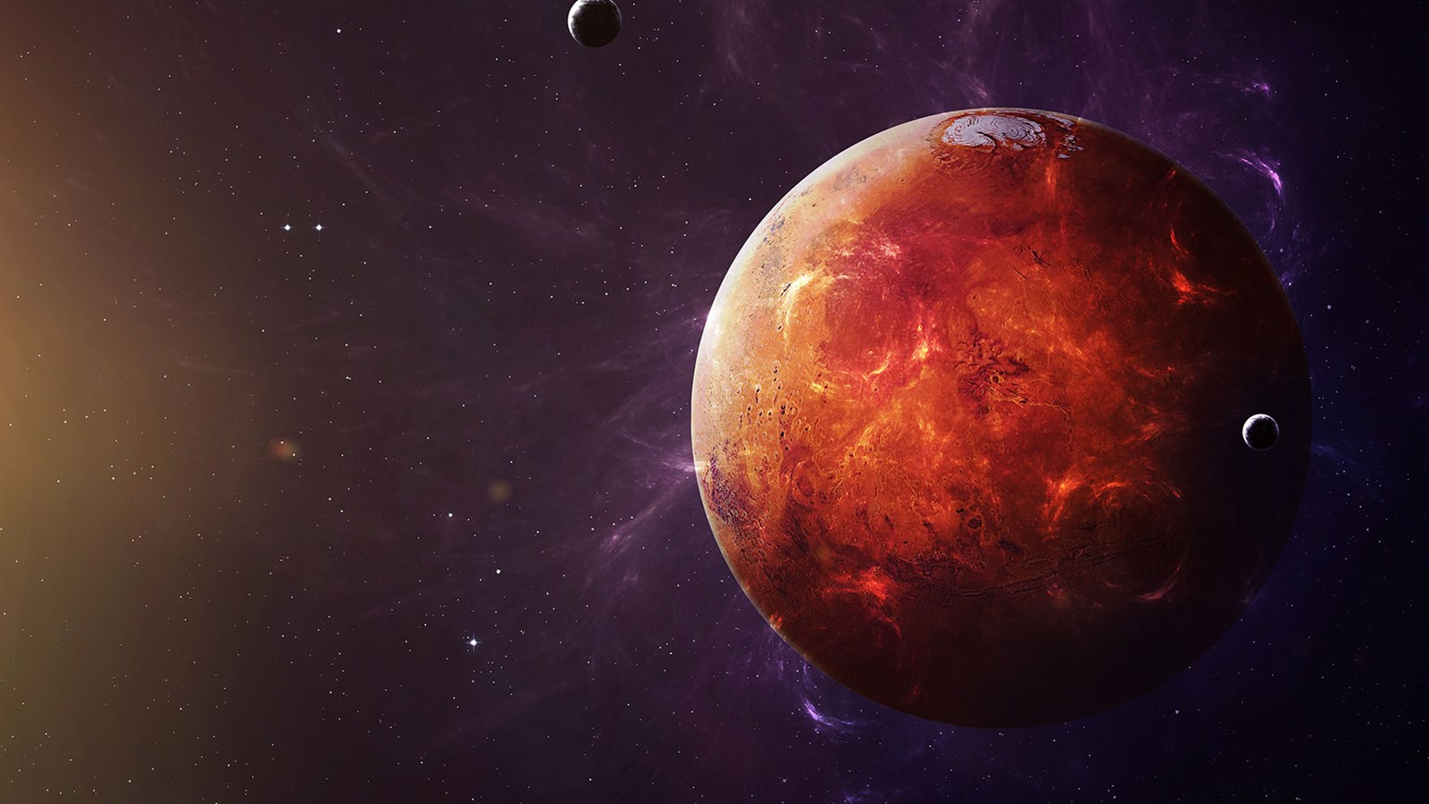 Scientists Uncover Evidence That Suggests Mars' Crust Isn't As We Thought