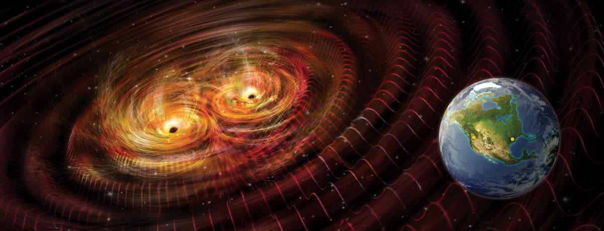 Astronomers Celebrate as First Ever LIGO-Virgo Detection is Made