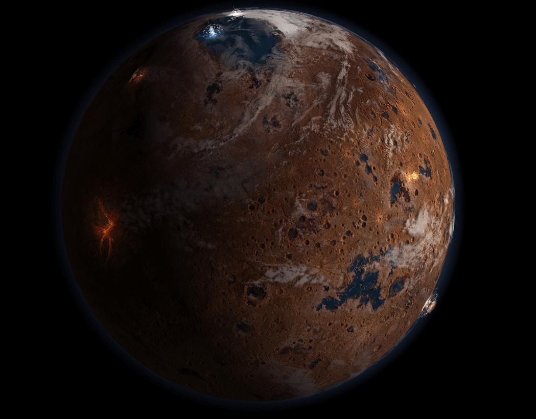 Are New Mars Rocks Shielding Secrets about Alien Life 4 Billion Years Ago?