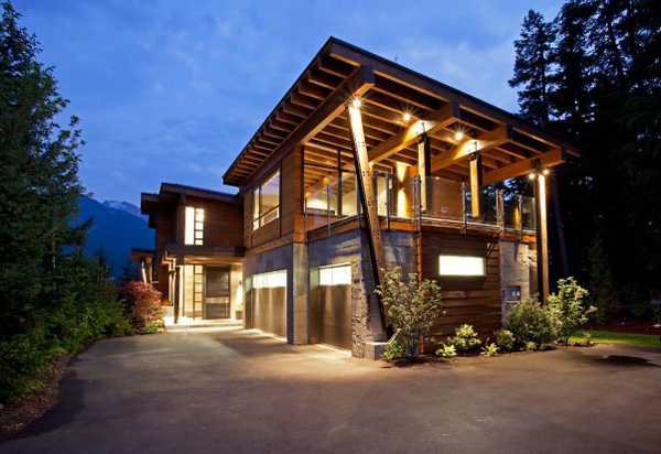 Mountain Retreat For Sale In Coveted Whistler, B.C