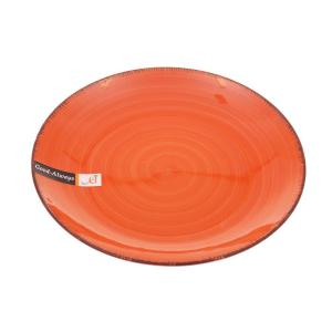 Assiett Porto Orange