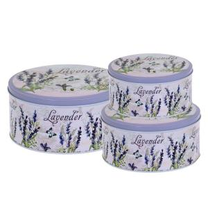 Burk Lavendel 3 set Multi