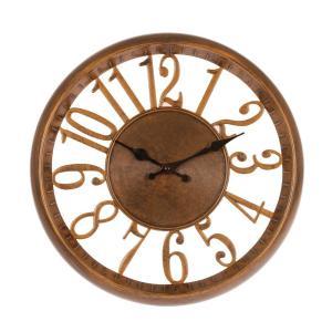 Klocka Sigtuna Antikmässing