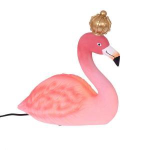 Ledlampa Flamingo Rosa