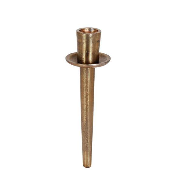 Ljushållare För flaska 18 cm Mässing