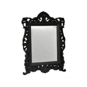 Spegel James Svart