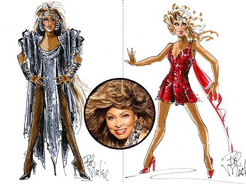 Tina Turner Thunderdome Live Tour