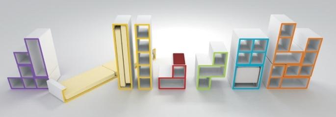 tetris furniture. The-tetris-furniture-1 Tetris Furniture U