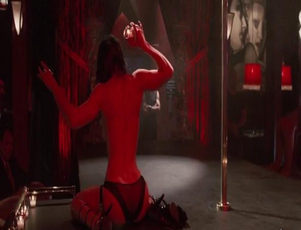 Jessica Biel Sexy Strip Dance-7997