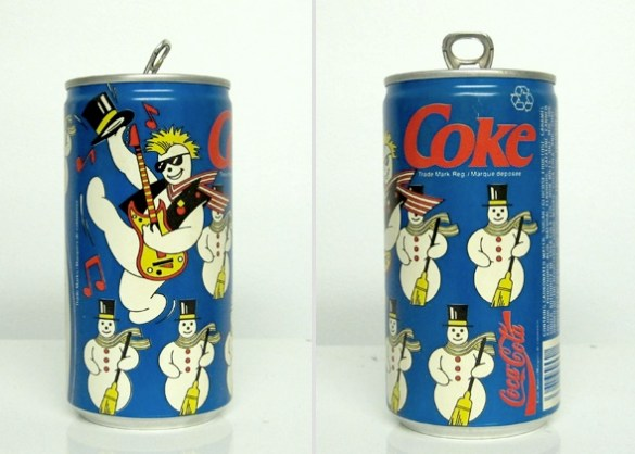 vintage coke can design 4