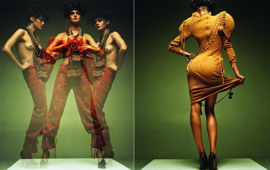 Alexi Lubomirski Fashion Photography