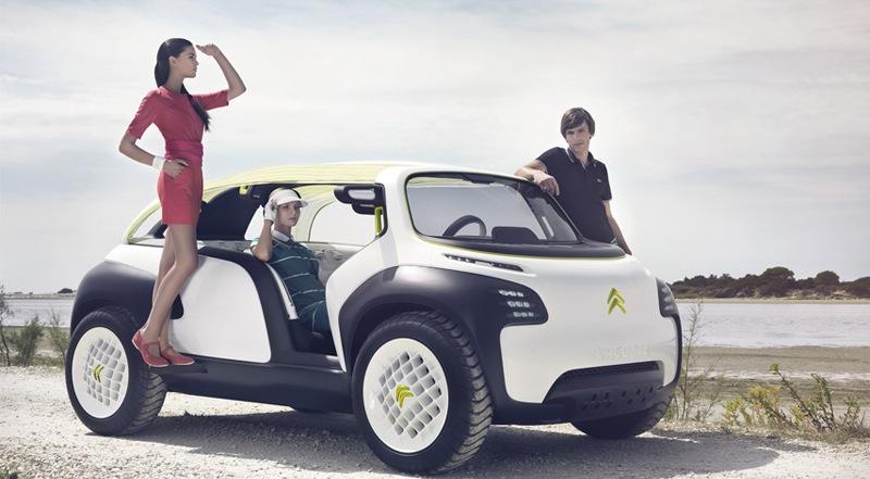 Citroen Lacoste Concept Car