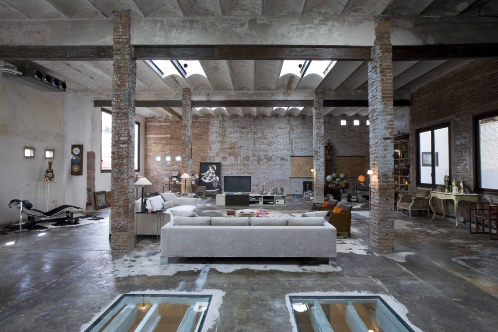 TrendHome: Printing Factory Loft by MINIM in Barcelona