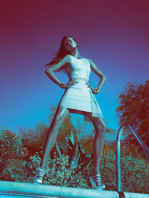 Fashion Ad Campaign Round-up for Spring/Summer 2012