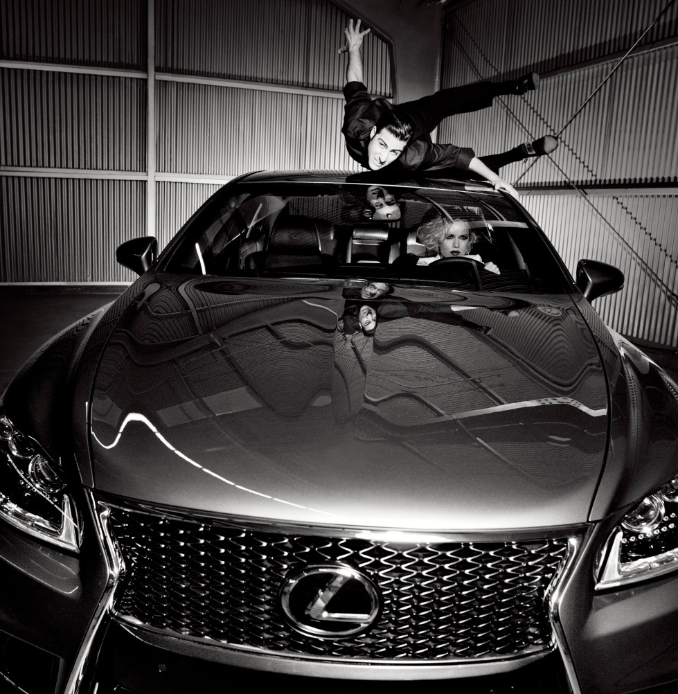 2013 Lexus Ls460 For Sale: #Lexus Attracts: The Launch Of The 2013 LS 460 F Sport