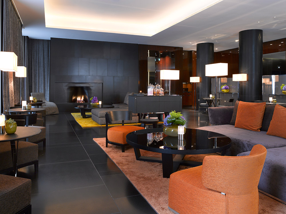 London Bulgari Hotel Lounge Trendland