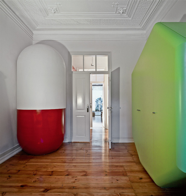 Contemporary Portuguese Home