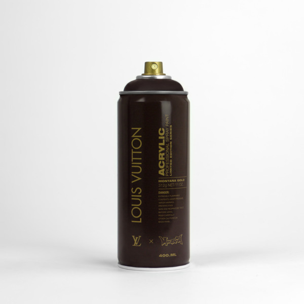 Antonio Brasko-spray can-project-louis-vuitton