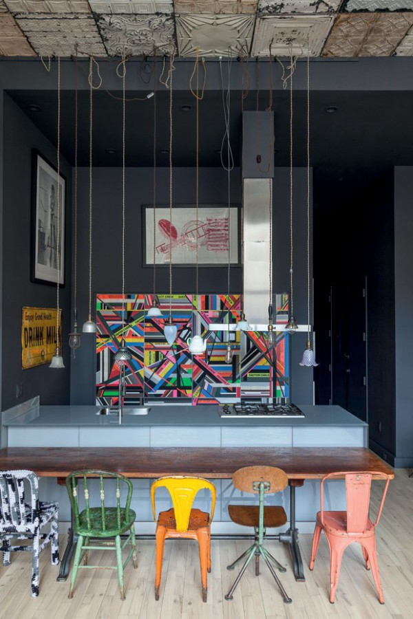 Rediscovering Photography On Summer >> Hussein Jarouche's Chelsea Loft