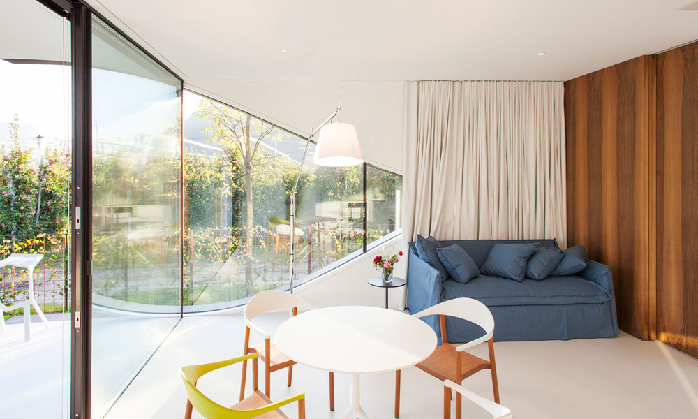 Mirror houses by peter pichler for Lots specchio
