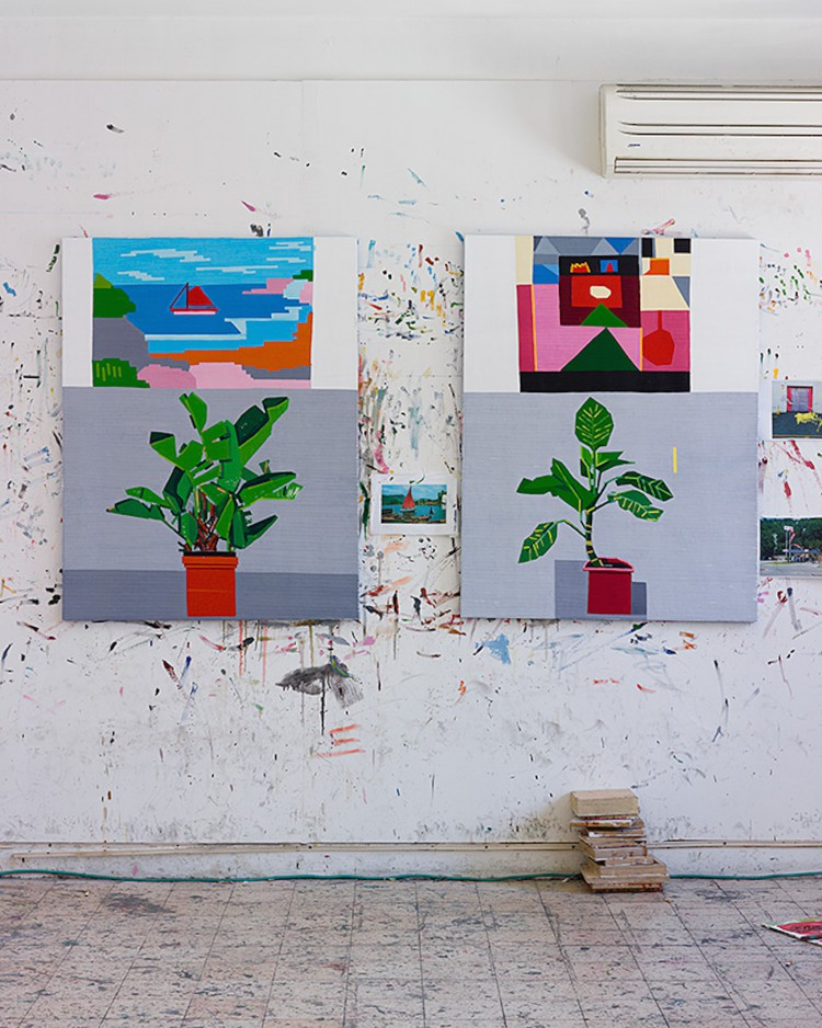 guy-yanai-studio-israeli-artist-photo-EladSarig