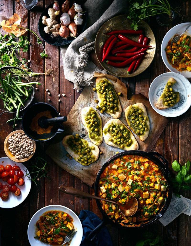 Protein Ninja Food Photography
