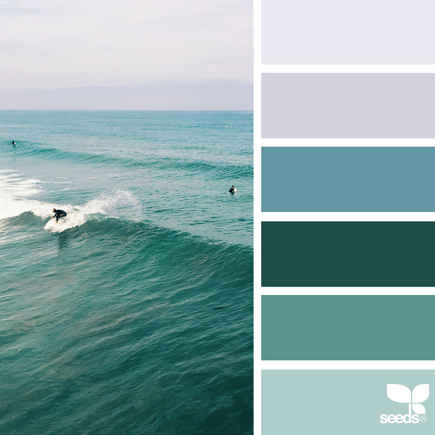 Design Seeds Color Palettes Inspired By Nature
