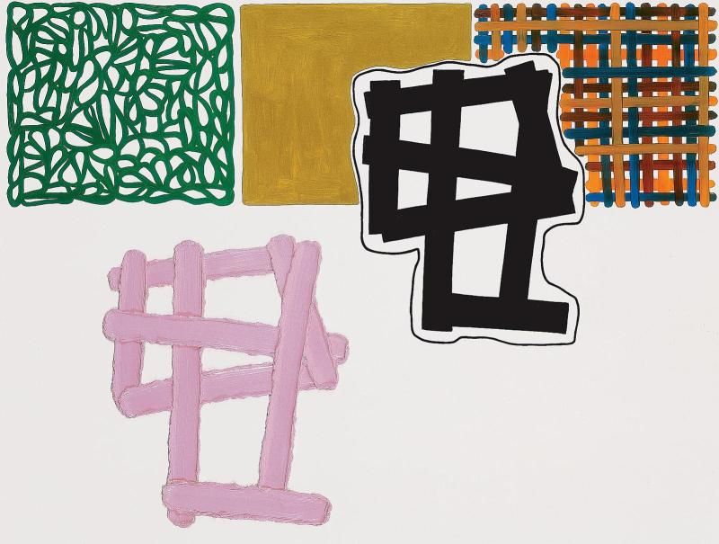 jonathan-lasker-cheim-and-reid-exhibition-09
