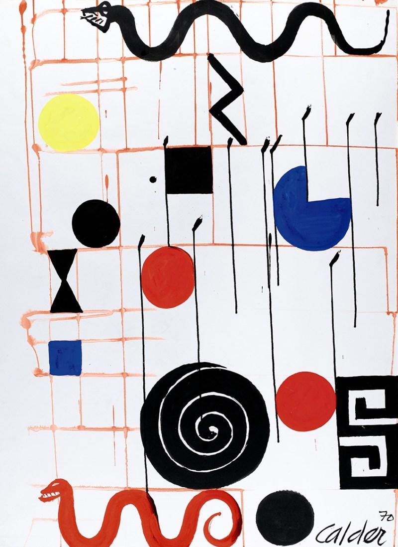 Gallery-Modernes-Alexander-Calder-Snakes-17