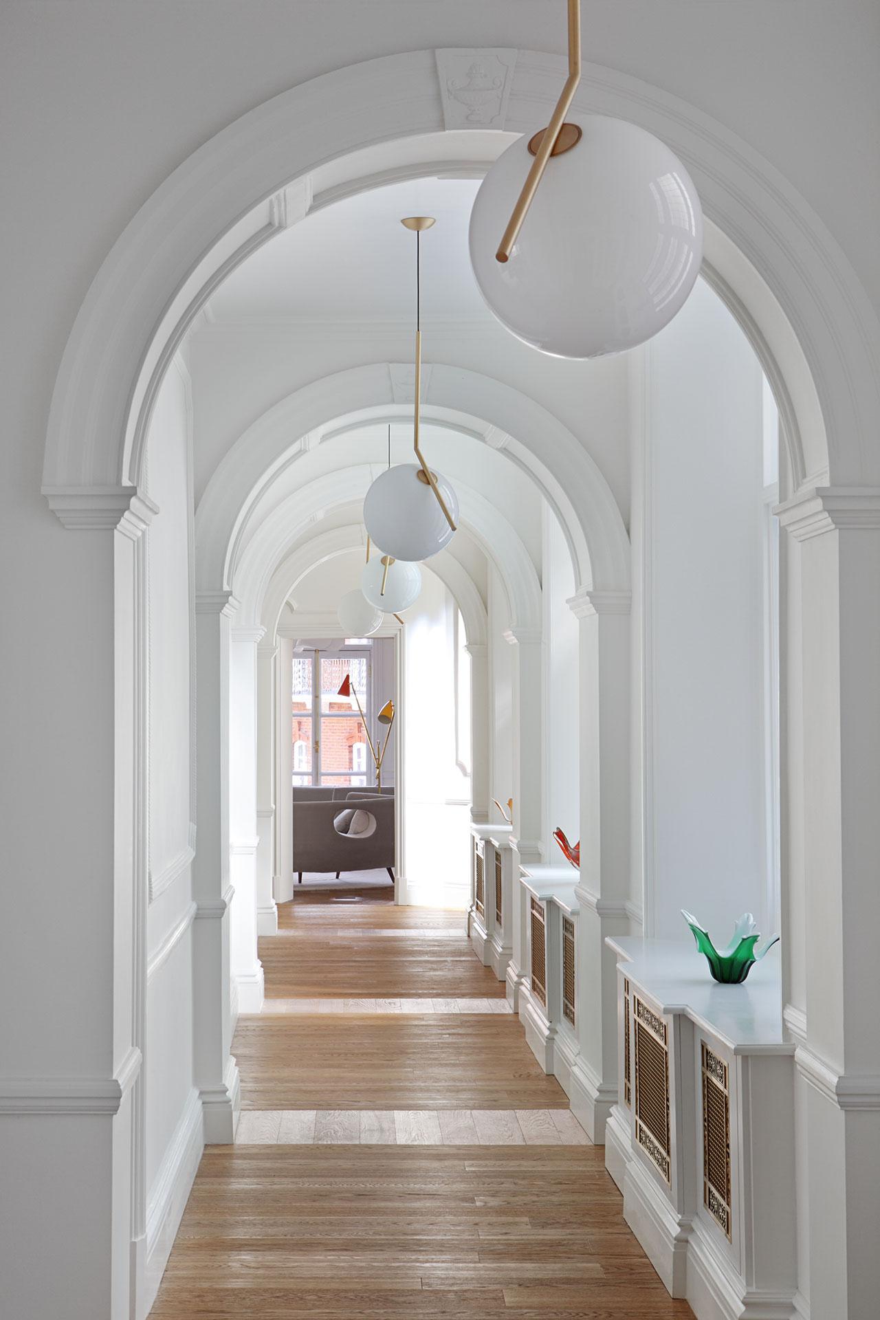 Gorgeous London Home by Italian Architect Teresa Sapey