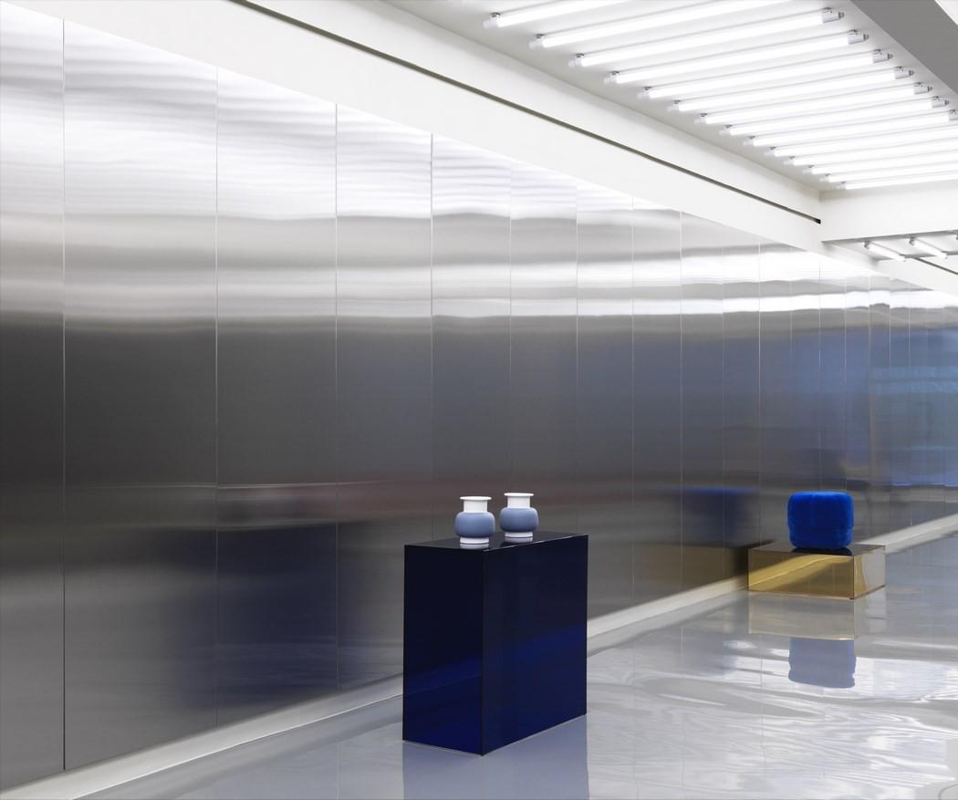 normann copenhagen gorgeous new showroom. Black Bedroom Furniture Sets. Home Design Ideas