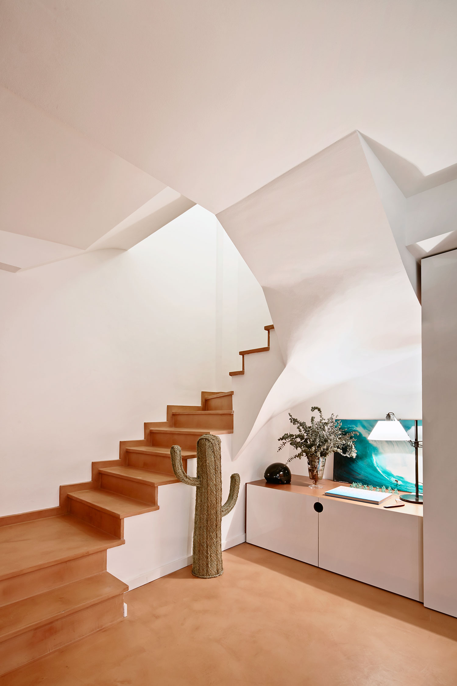 Clever Barcelona Apartment By Cirera Espinet Trendland