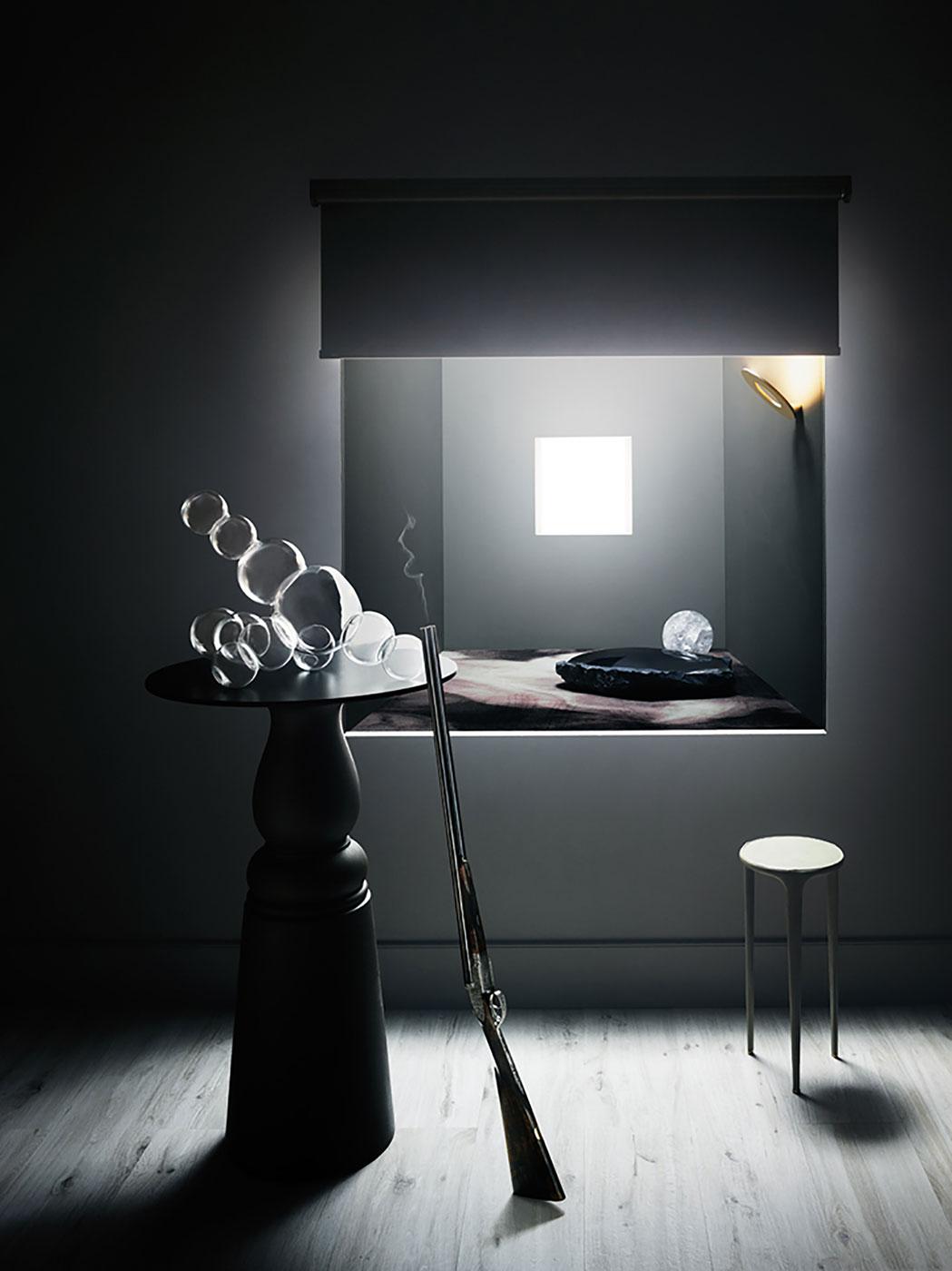 Surrealist interiors by tommaso sartori trendland for Tommaso sartori