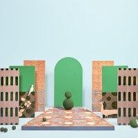 Fornace Brioni Tiles by Cristina Celestino