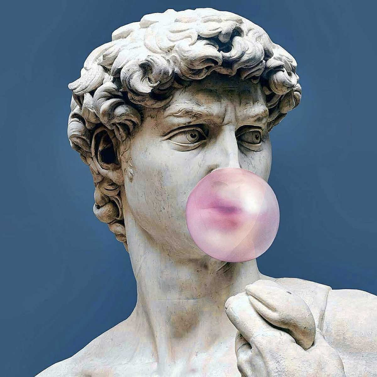 Present Preoccupations of Ancient Statues | Trendland