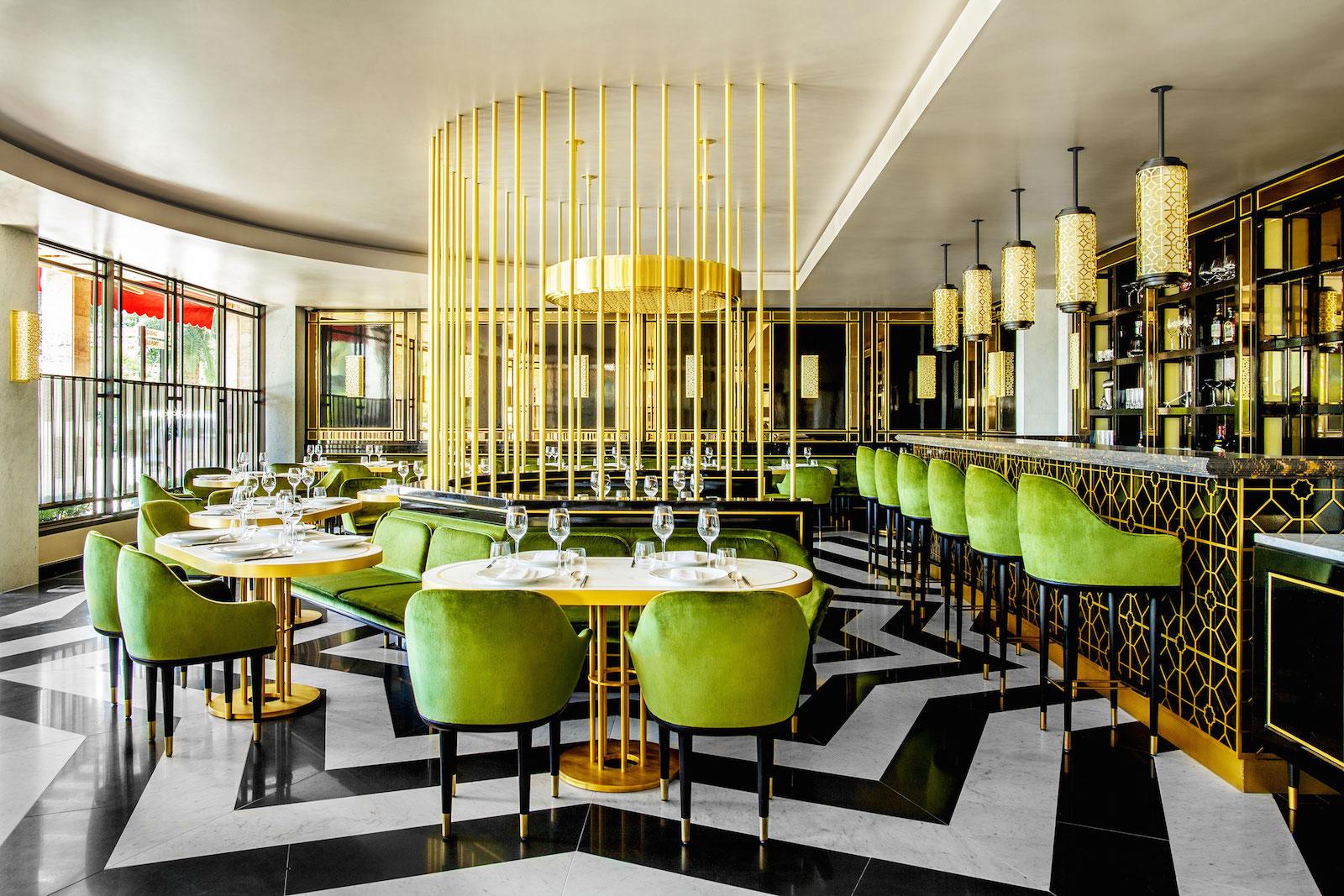Song Qi Restaurant Is Pure Gold [Monaco] | Trendland