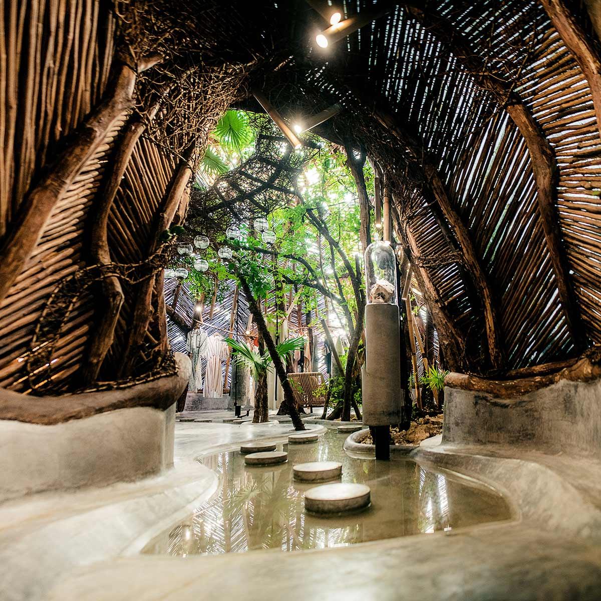 New Futuristic Boutique Zak Ik At Azulik Hotel Tulum