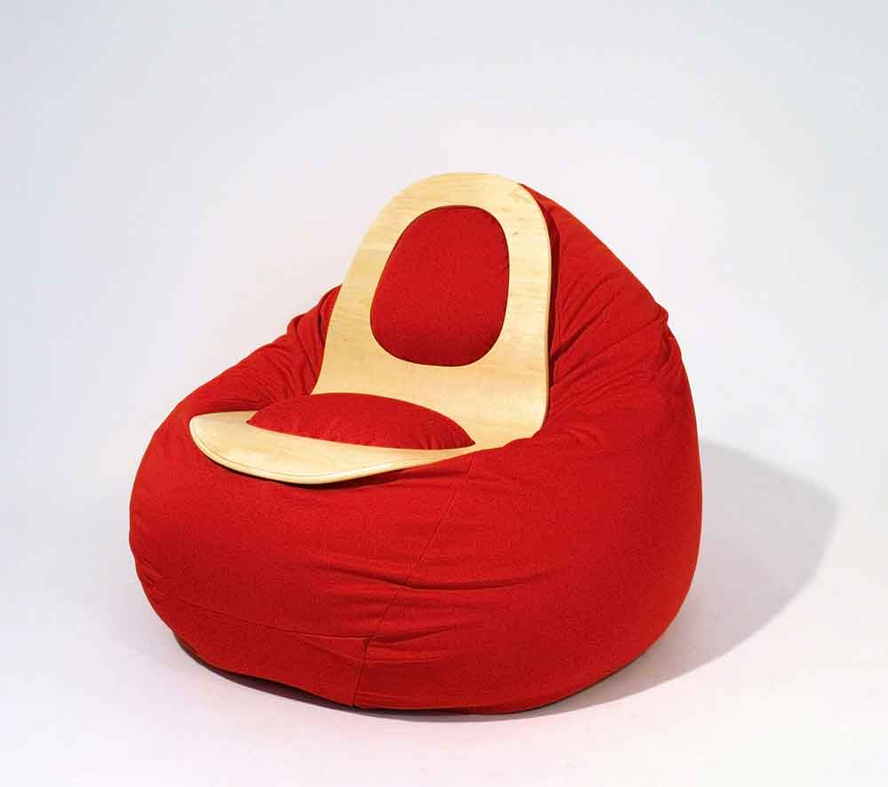 The Bean Chair The Curious Chairs of