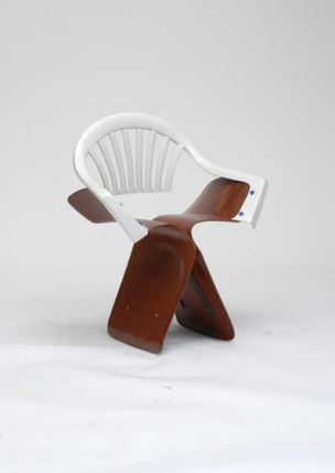 martino gamper sonetbutterfly 100 Chairs in 100 Days