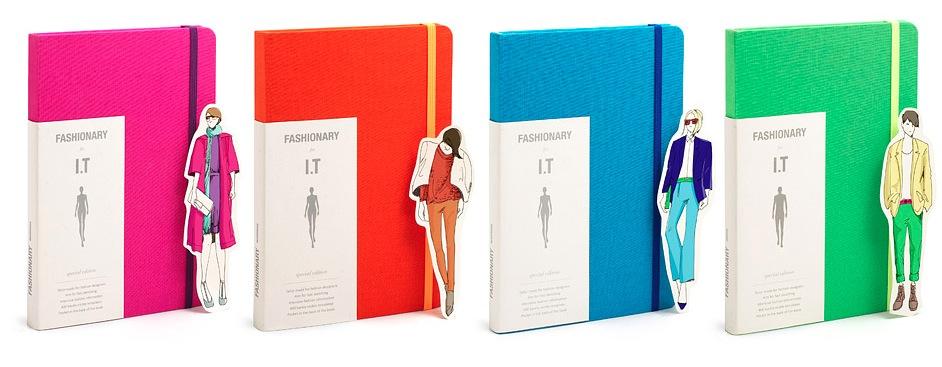 *時尚人的創作筆記本:就連倫敦SIBLING也愛Fashionary 1