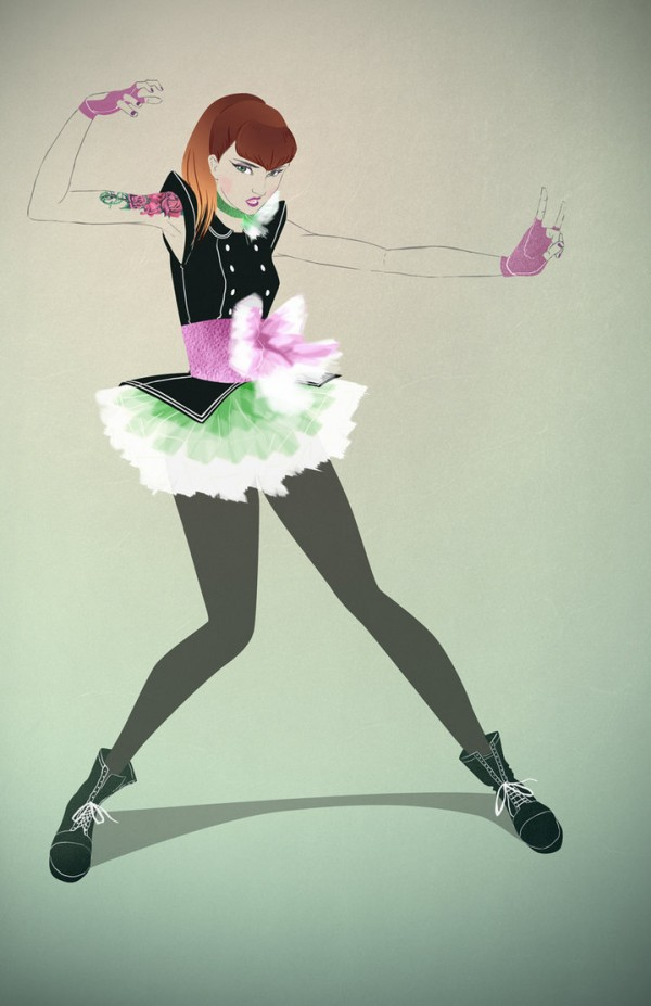 Sailor Jupiter by Abraham Cruz