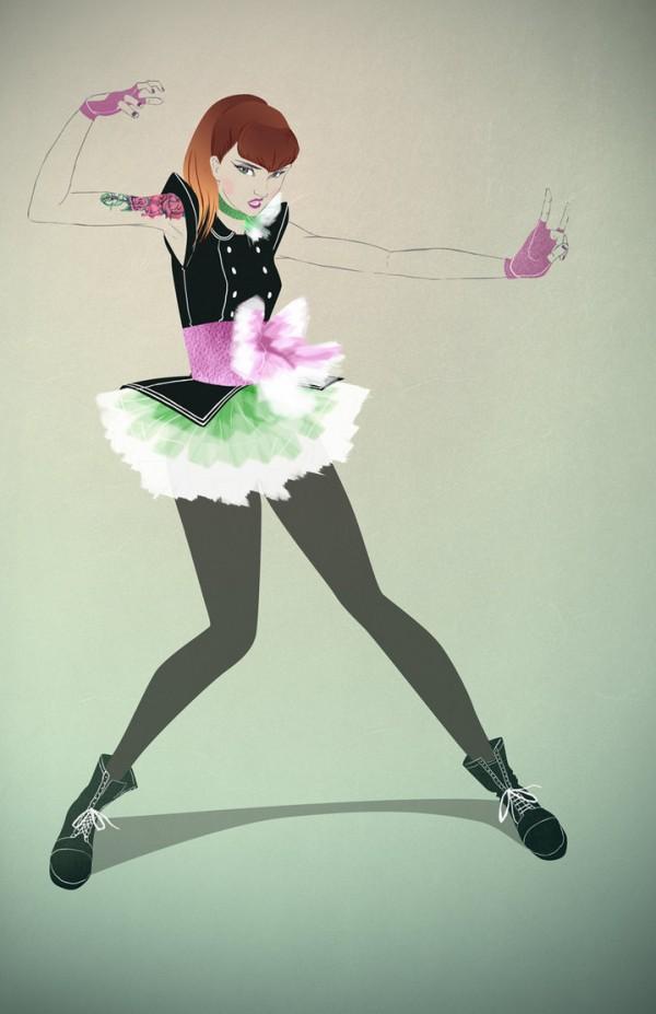 Sailor Jupiter by Abraham Cruz
