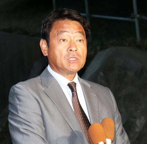 長谷川国利スカウト部長