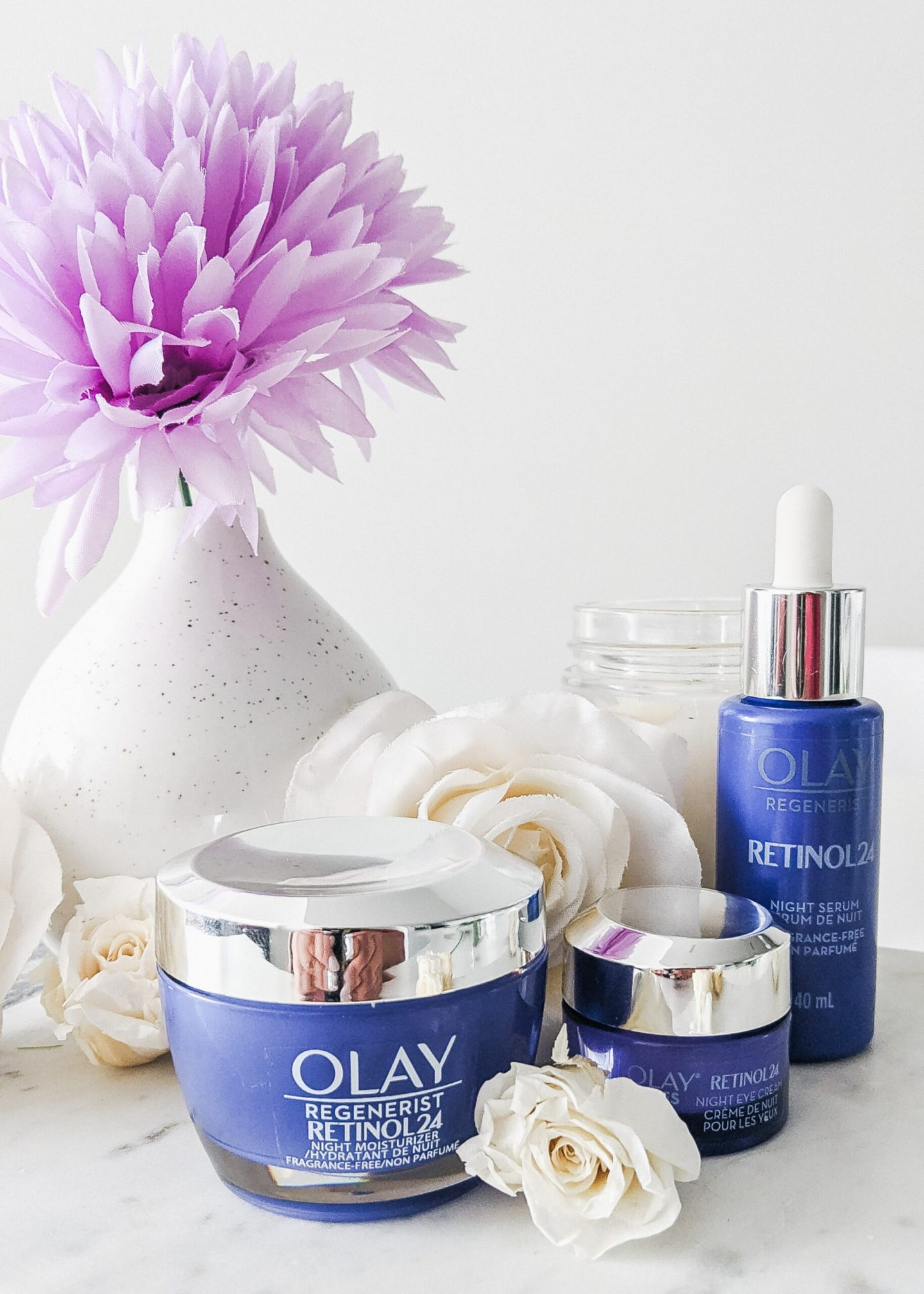 Olay Retinol24 Collection