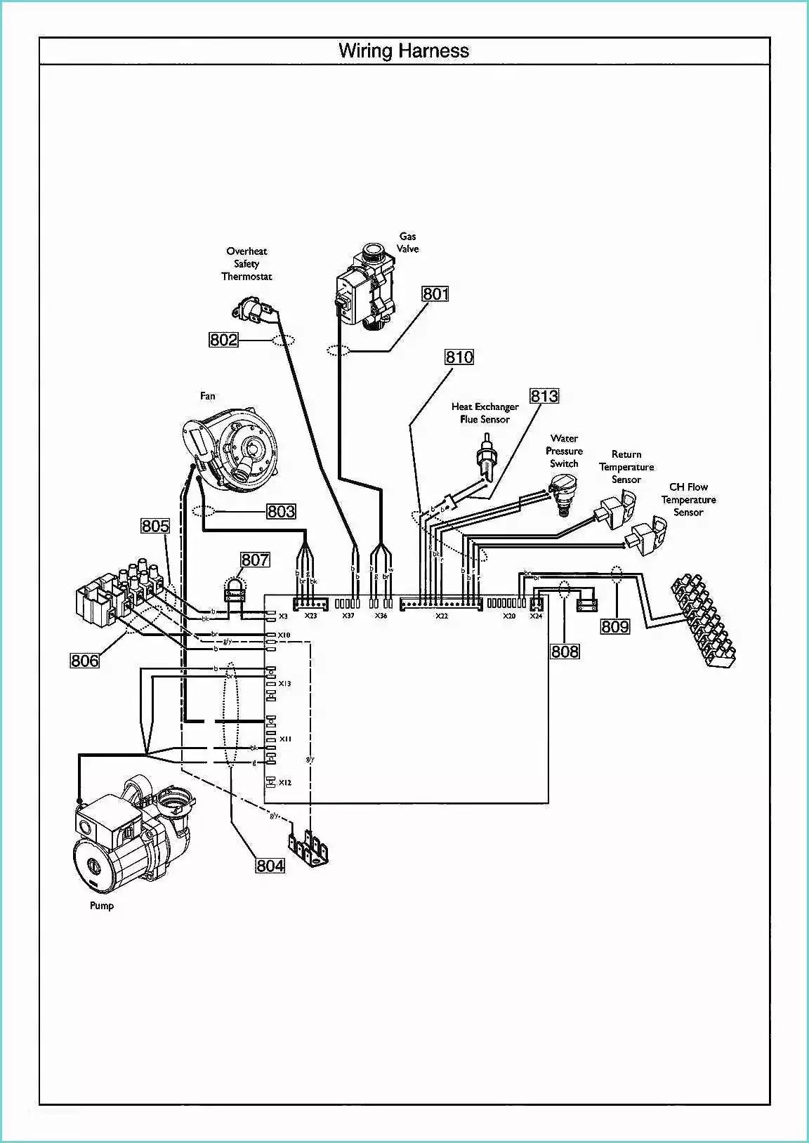 Baxi Eco3 Compact Manual Scheda Honeywell Per Baxi Eco 3 Grl94